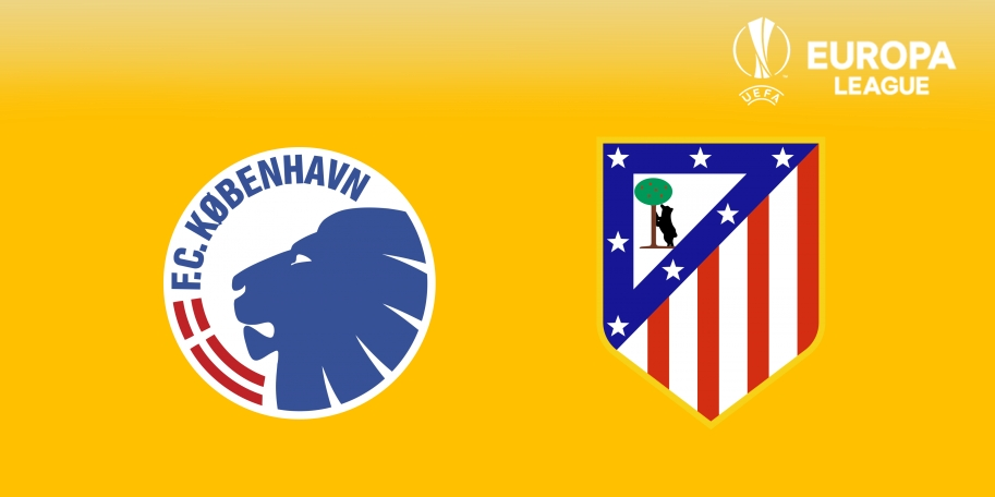 Copenhague vs Atlético de Madrid en DIRECTO - Europa League 2017-2018 en VIVO