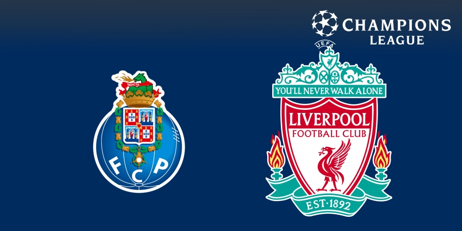 Porto vs Liverpool en DIRECTO - Champions League 2017-2018 en VIVO Octavos de Final