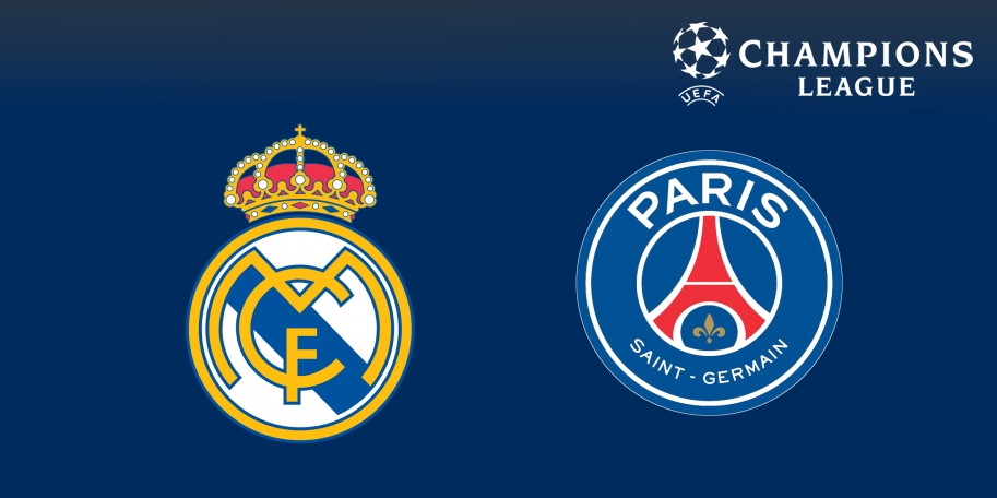Real Madrid vs PSG en DIRECTO - Champions League 2017-2018 en VIVO Octavos de Final