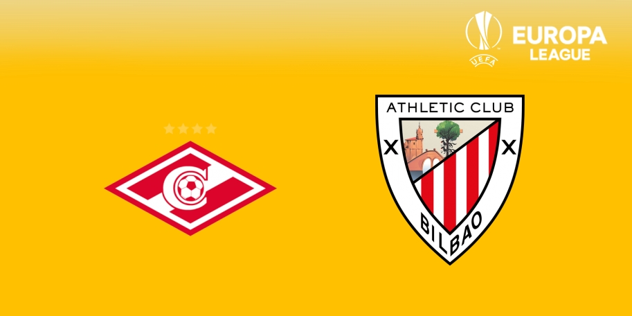 Spartak Moscú vs Athletic Club en DIRECTO - Europa League 2017-2018 en VIVO