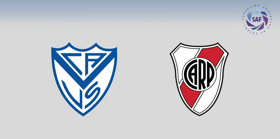 Vélez vs River en DIRECTO - Superliga 2017-2018 en VIVO Jornada 17