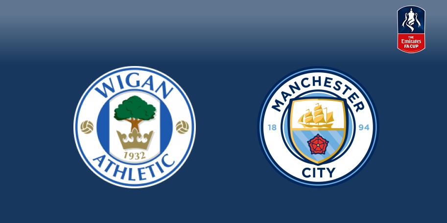 Wigan vs Manchester City en DIRECTO - FA Cup 2017-2018 en VIVO Octavos de Final