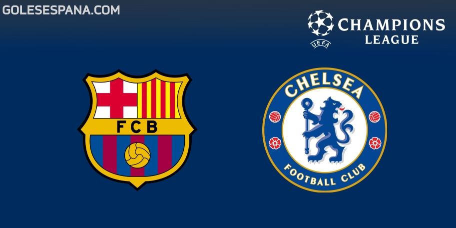 Barcelona vs Chelsea en VIVO Online - Champions League 2017-2018 en directo Octavos de Final
