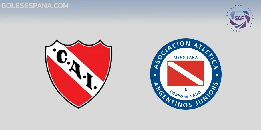 Independiente vs Argentinos en VIVO Online - Superliga 2017-2018 en directo Jornada 19
