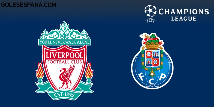 Liverpool vs Porto en DIRECTO - Champions League 2017-2018 en VIVO Octavos de Final