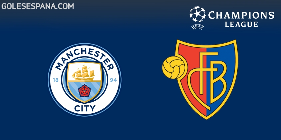 Manchester City vs Basilea en DIRECTO - Champions League 2017-2018 en VIVO Octavos de Final