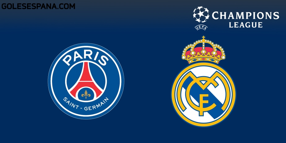 PSG vs Real Madrid en DIRECTO - Champions League 2017-2018 en VIVO Octavos de Final