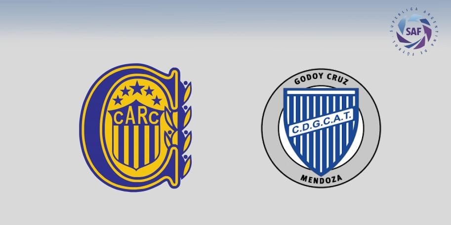 Rosario Central vs Godoy Cruz en DIRECTO - Superliga 2017-2018 en VIVO Jornada 18