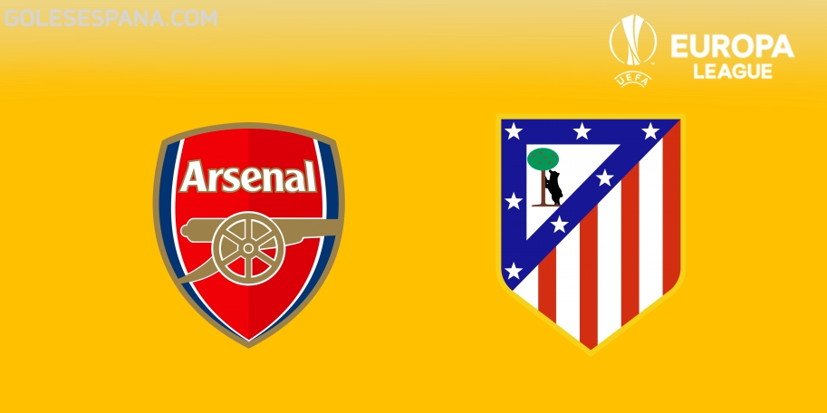 Arsenal vs Atlético de Madrid en VIVO Online - Europa League 2017-2018 en directo Semifinal