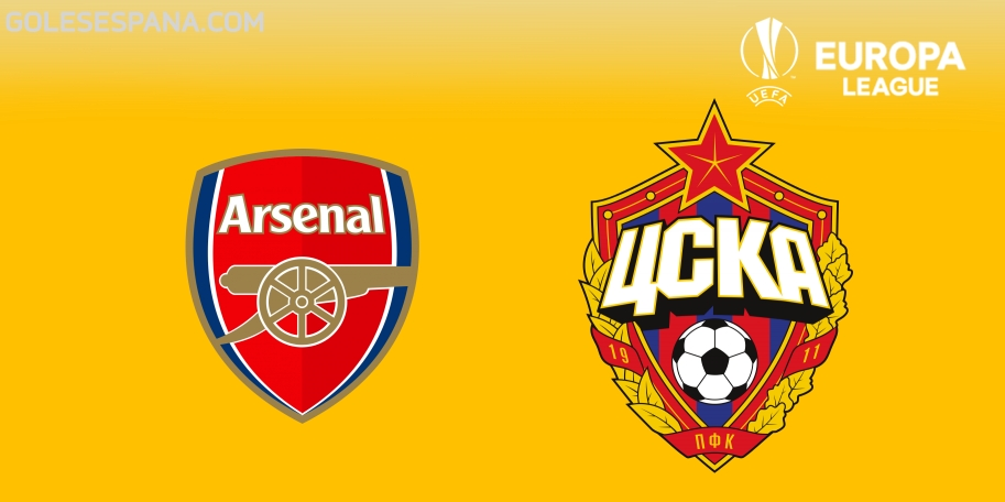 Arsenal vs CSKA Moscú en VIVO Online - Europa League 2017-2018 en directo Cuartos de Final