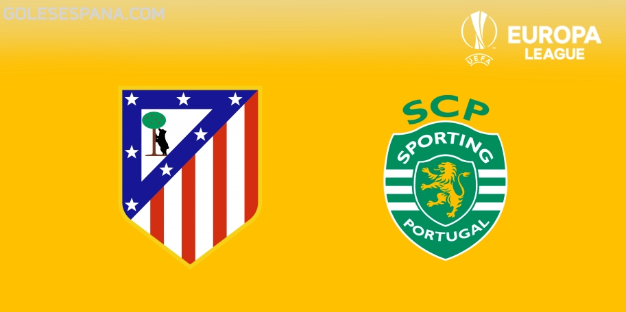 Atlético de Madrid vs Sporting Lisboa en VIVO Online - Europa League 2017-2018 en directo Cuartos de Final