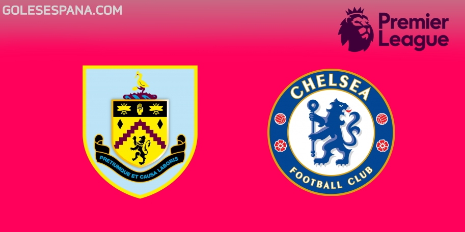 Burnley vs Chelsea en VIVO Online - Premier League 2017-2018 en directo Jornada 31