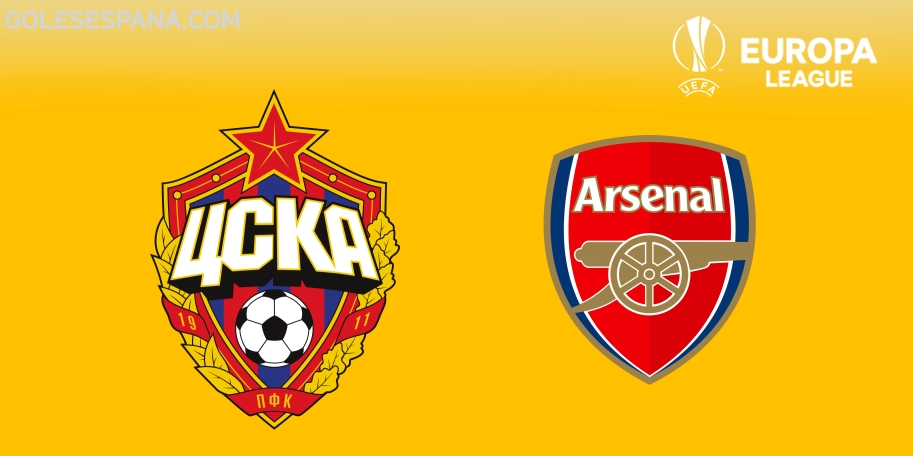 CSKA Moscú vs Arsenal en VIVO Online - Europa League 2017-2018 en directo Cuartos de Final