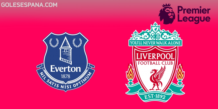 Everton vs Liverpool en VIVO Online - Premier League 2017-2018 en directo Jornada 33
