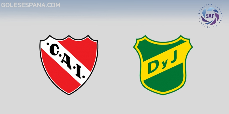 Independiente vs Defensa y Justicia en VIVO Online - Superliga 2017-2018 en directo Jornada 24