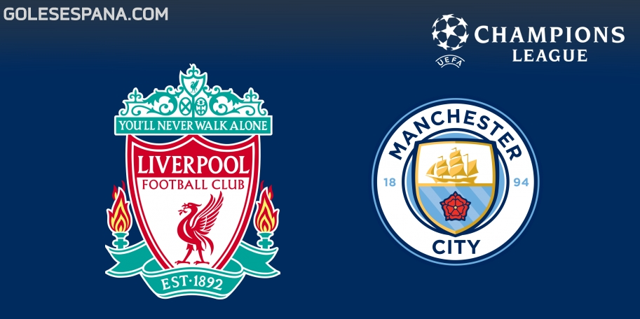 Liverpool vs Manchester City en VIVO Online - Champions League 2017-2018 en directo Cuartos de Final