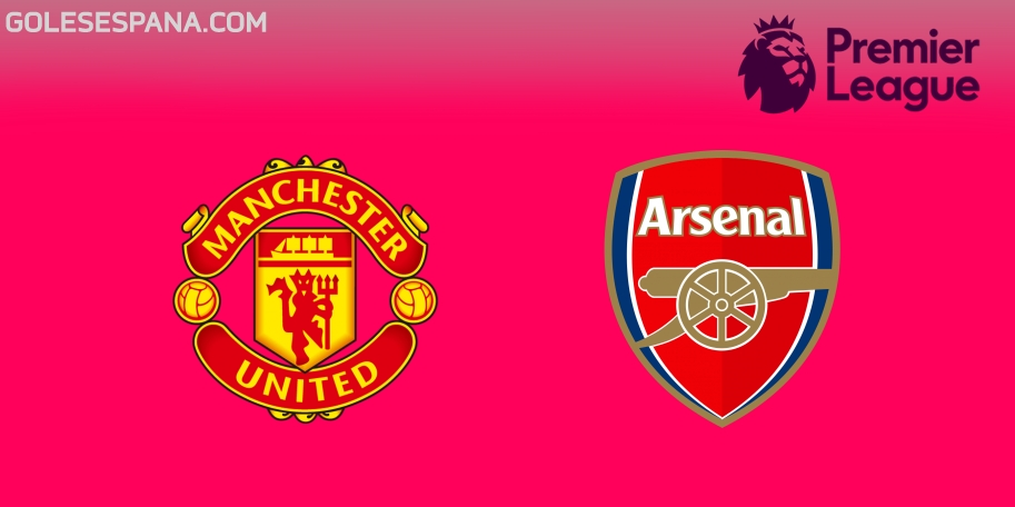 Manchester United vs Arsenal en VIVO Online - Premier League 2017-2018 en directo Jornada 36