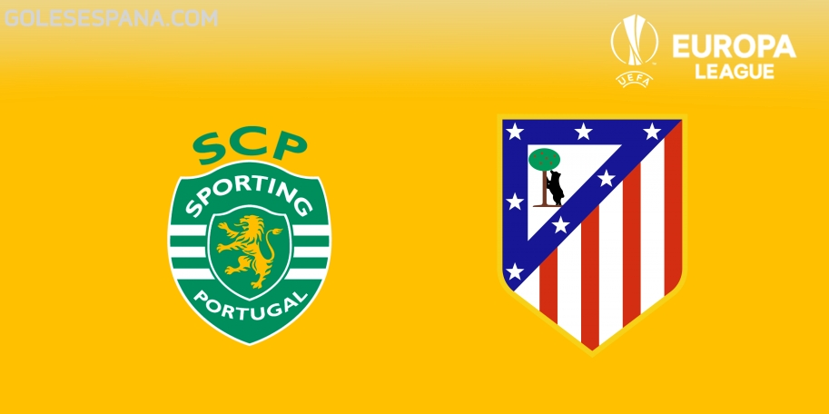 Sporting Lisboa vs Atlético de Madrid en VIVO Online - Europa League 2017-2018 en directo Cuartos de Final