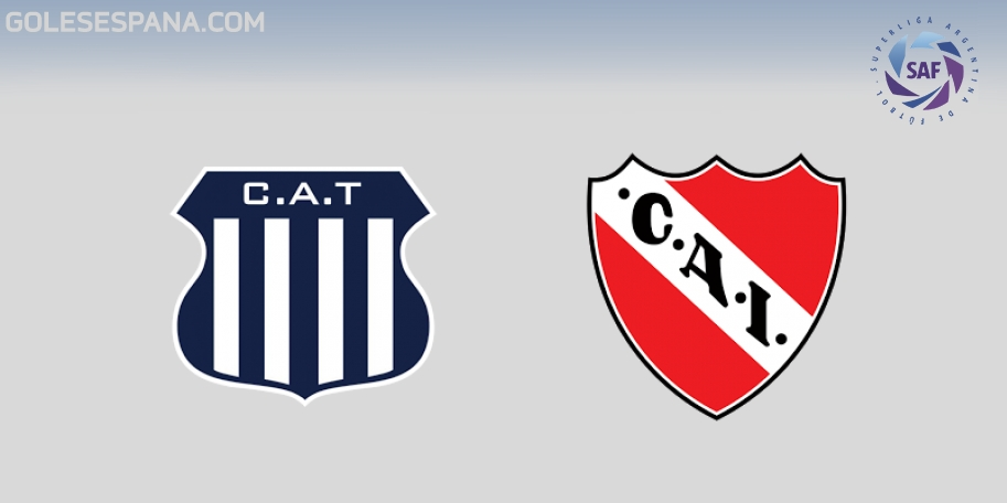 Talleres vs Independiente en VIVO Online - Superliga 2017-2018 en directo Jornada 22
