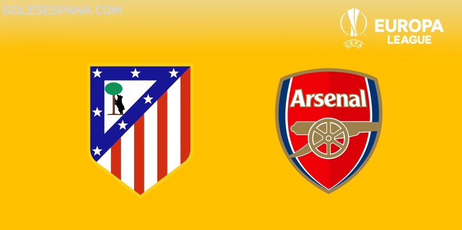 Atlético de Madrid vs Arsenal en VIVO Online - Europa League 2017-2018 en directo Semifinal