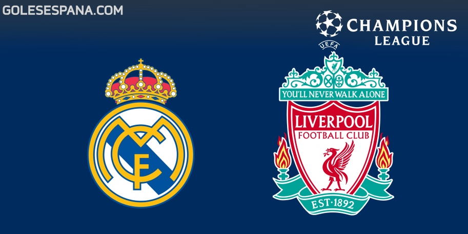Real Madrid vs Liverpool en VIVO Online - Champions League 2017-2018 en directo Final