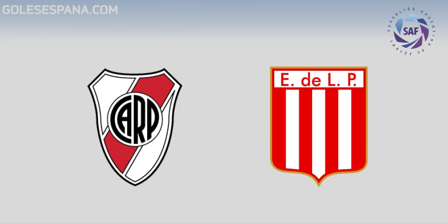River vs Estudiantes en VIVO Online - Superliga 2017-2018 en directo Jornada 25