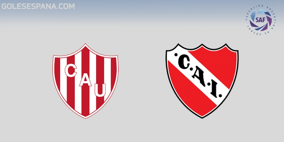 Unión vs Independiente en VIVO Online - Superliga 2017-2018 en directo Jornada 27