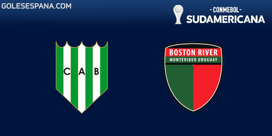 Banfield vs Boston River en VIVO Online - Copa Sudamericana 2018 en directo Fase 2