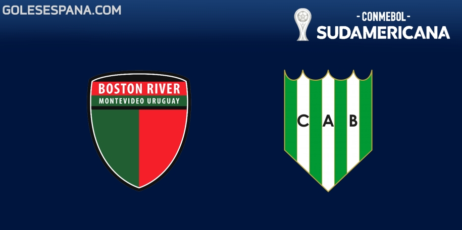 Boston River vs Banfield en VIVO Online - Copa Sudamericana 2018 en directo Fase 2