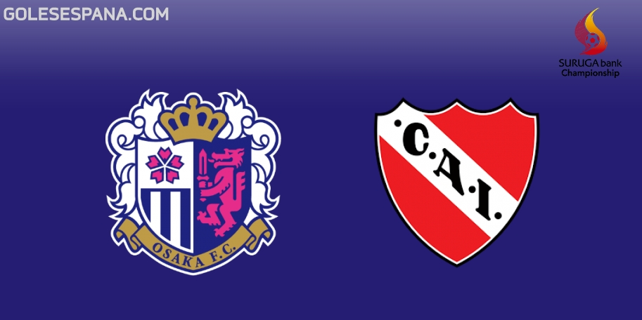 Cerezo Osaka vs Independiente en VIVO Online - Copa Suruga Bank 2018 en directo Japón