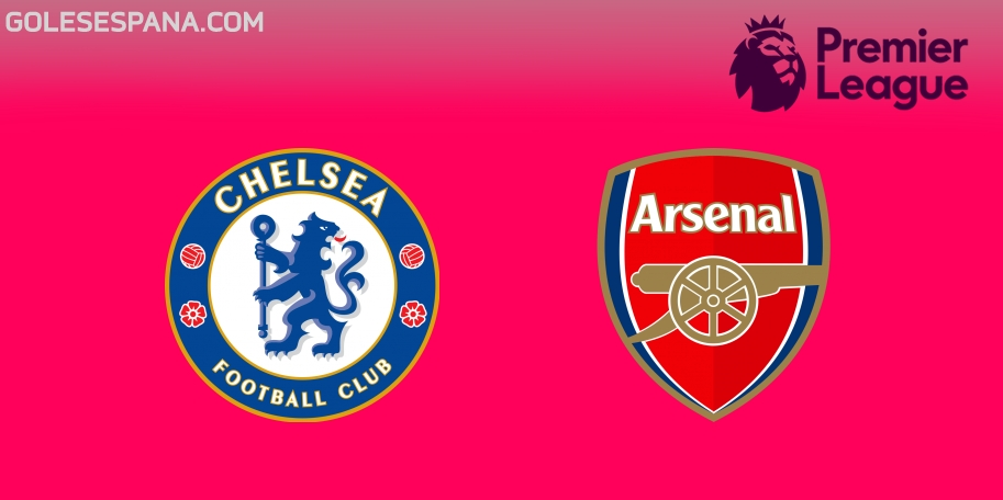 Chelsea vs Arsenal en VIVO Online - Premier League 2018-2019 en directo Jornada 2
