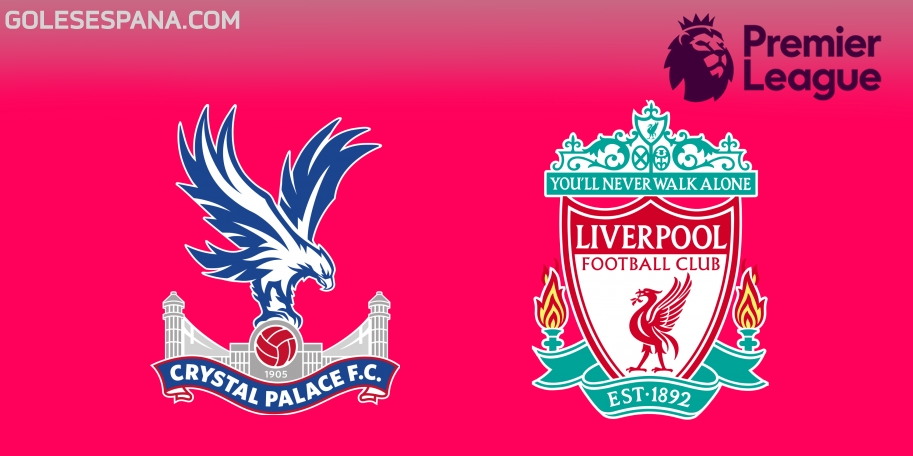 Crystal Palace vs Liverpool en VIVO Online - Premier League 2018-2019 en directo Jornada 2