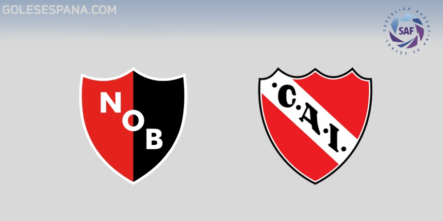 Newell's vs Independiente en VIVO Online - Superliga 2018-2019 en directo Jornada 2