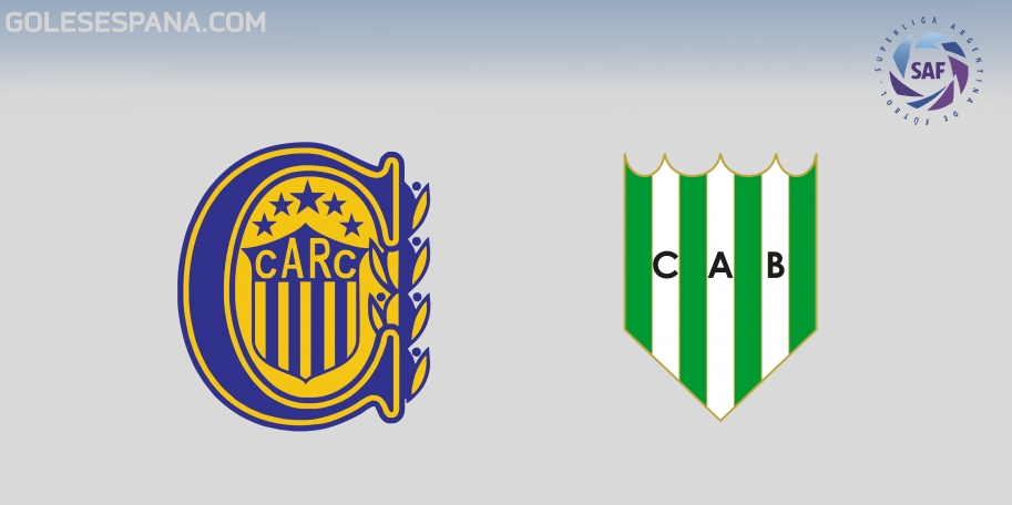Rosario Central vs Banfield en VIVO Online - Superliga 2018-2019 en directo Jornada 1