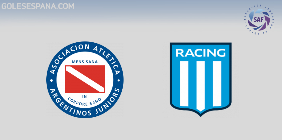 Argentinos vs Racing en VIVO Online - Superliga 2018-2019 en directo Jornada 7