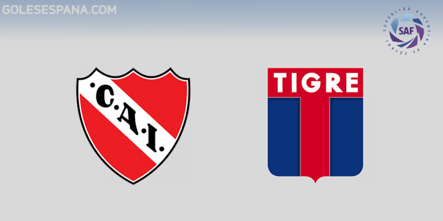 Independiente vs Tigre en VIVO Online - Superliga 2018-2019 en directo Jornada 7