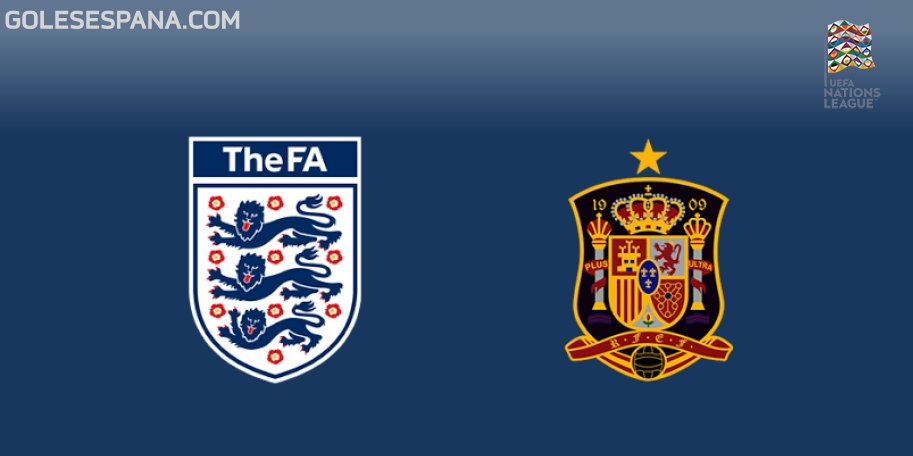 Inglaterra vs España en VIVO Online - UEFA Nations League 2018-2019 en directo Grupo 4