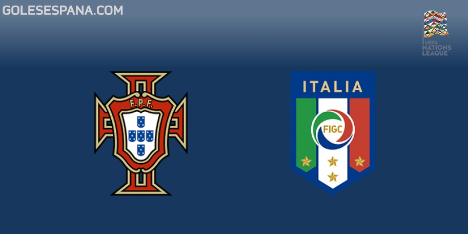Portugal vs Italia en VIVO Online - UEFA Nations League 2018-2019 en directo Grupo 3