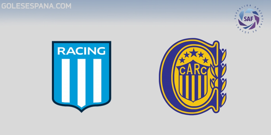 Racing vs Rosario Central en VIVO Online - Superliga 2018-2019 en directo Jornada 4