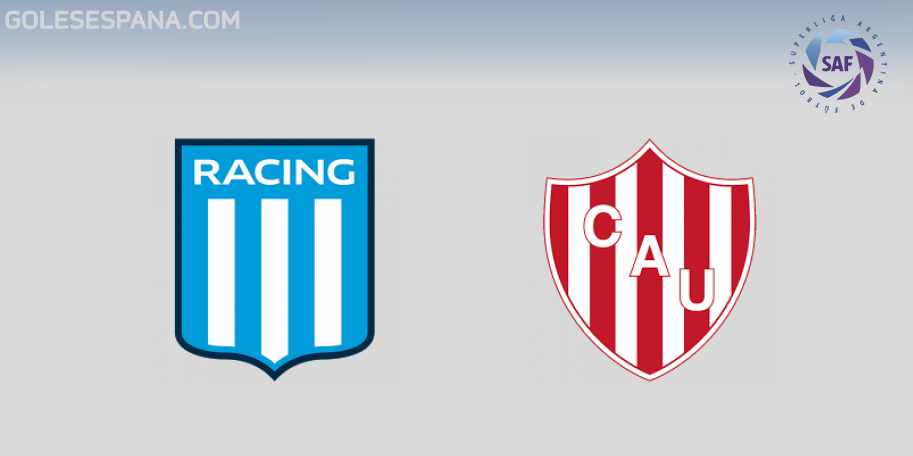 Racing vs Unión en VIVO Online - Superliga 2018-2019 en directo Jornada 6