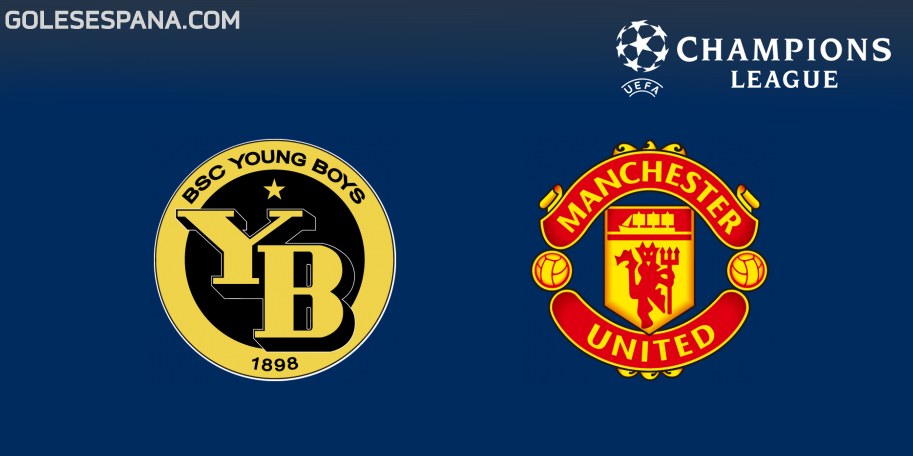 Young Boys vs Manchester United en VIVO Online - Champions League 2018-2019 en directo Grupo H