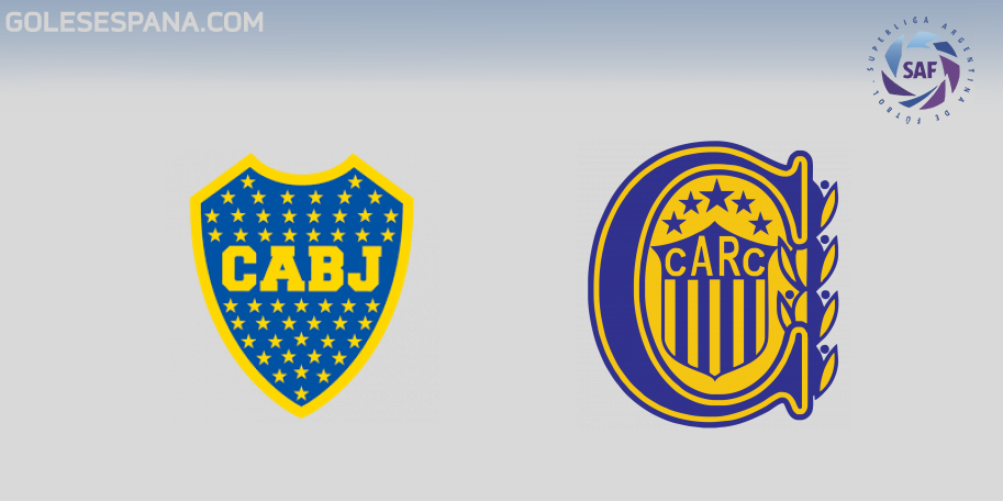 Boca vs Rosario Central en VIVO Online - Superliga 2018-2019 en directo Jornada 9
