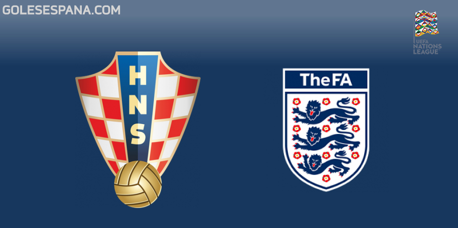 Croacia vs Inglaterra en VIVO Online - UEFA Nations League 2018-2019 en directo Liga A Grupo 4