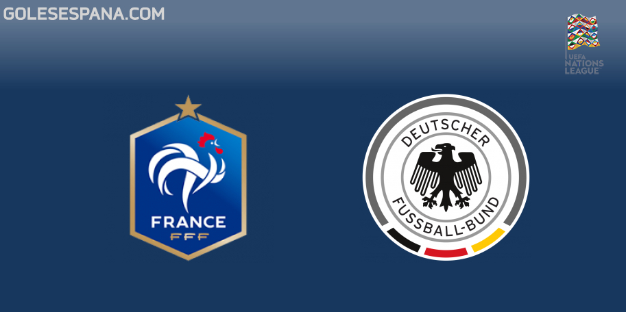 Francia vs Alemania en VIVO Online - UEFA Nations League 2018-2019 en directo Liga A Grupo 1