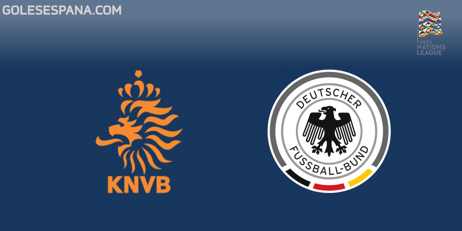 Holanda vs Alemania en VIVO Online - UEFA Nations League 2018-2019 en directo Liga A Grupo 1