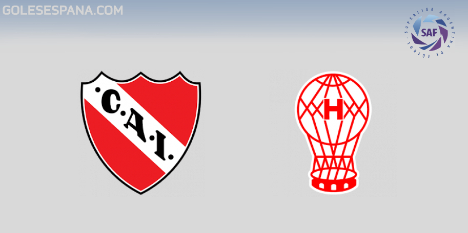 Independiente vs Huracán en VIVO Online - Superliga 2018-2019 en directo Jornada 9