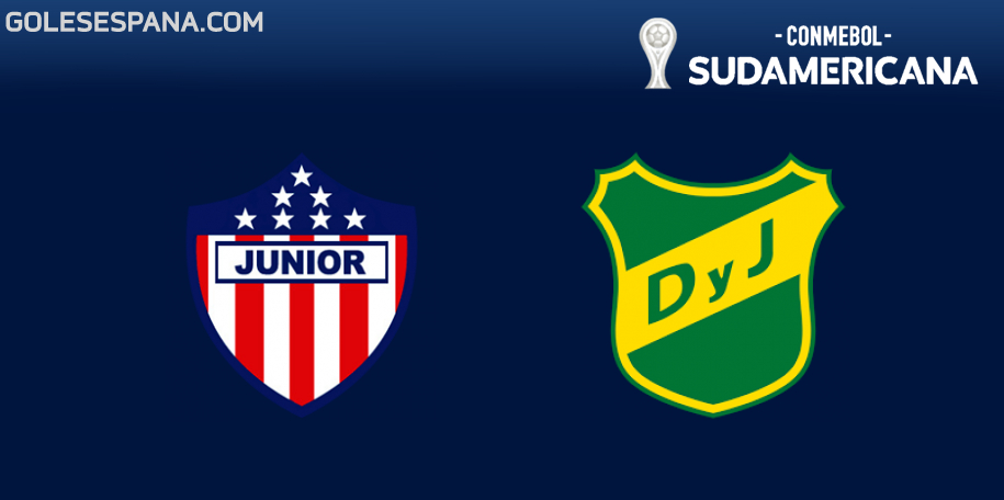 Junior vs Defensa y Justicia en VIVO Online - Copa Sudamericana 2018 en directo Cuartos de Final