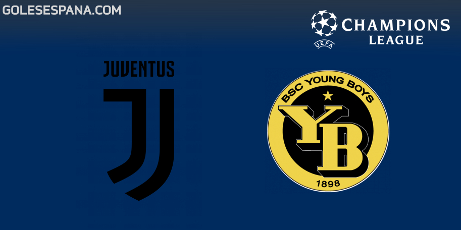 Juventus vs Young Boys en VIVO Online - Champions League 2018-2019 en directo Grupo H