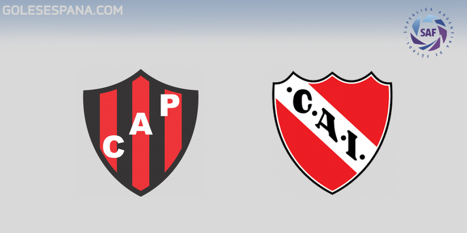 Patronato vs Independiente en VIVO Online - Superliga 2018-2019 en directo Jornada 8
