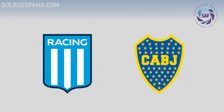 Racing vs Boca en VIVO Online - Superliga 2018-2019 en directo Jornada 8